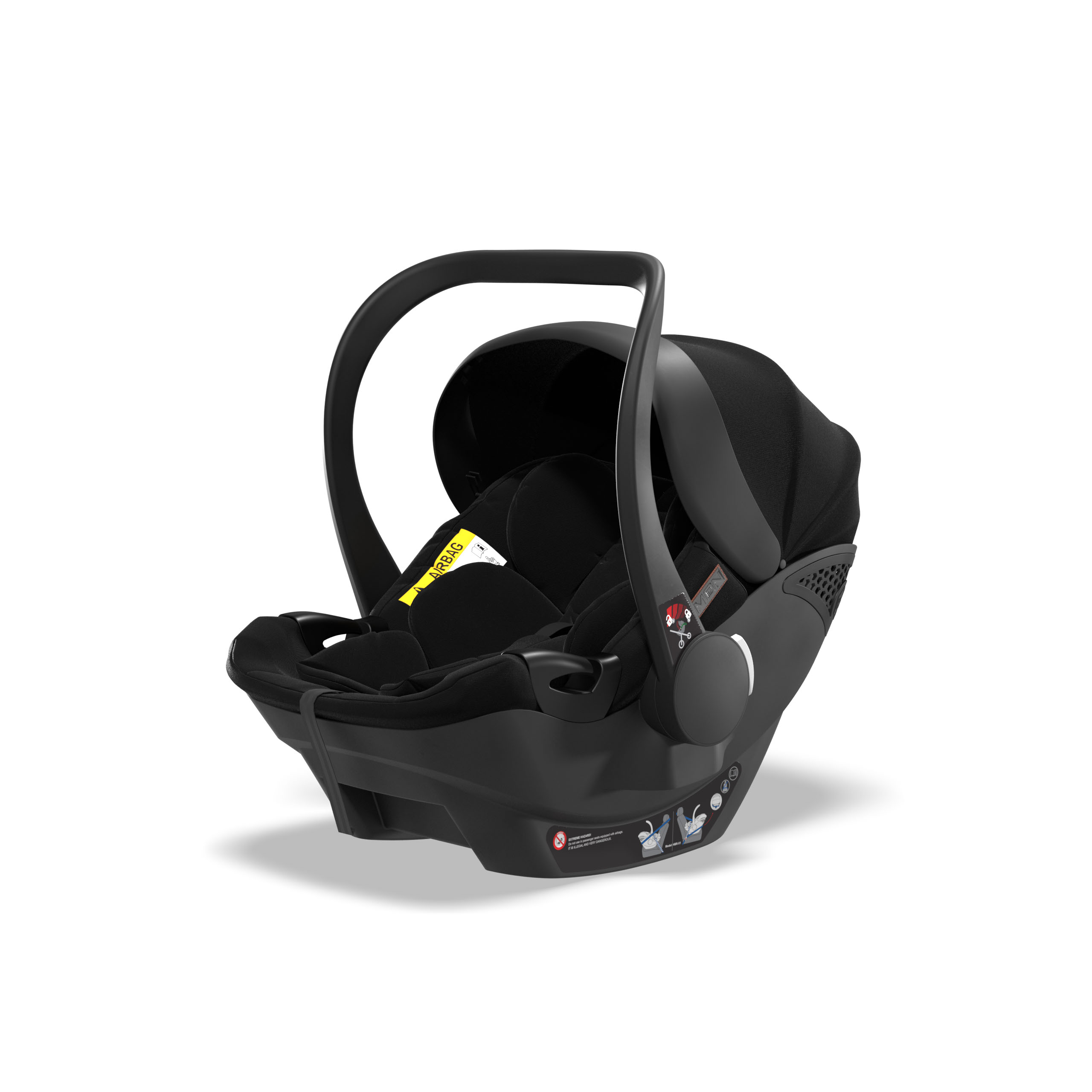 PLUS1 Baby car seat - COLLECTION 2022